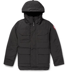 Canada Goose - Maitland Shell Hooded Down Parka