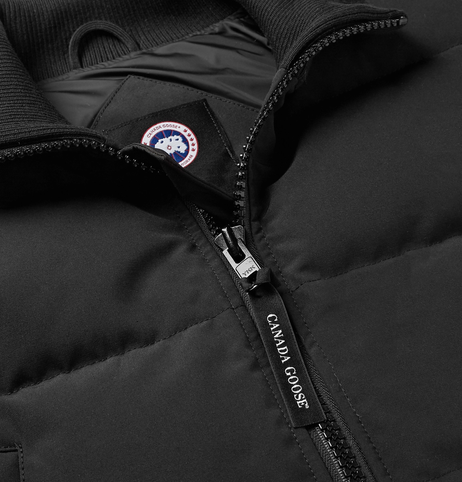 aab9a61796a Canada Goose - Woolford Slim-Fit Quilted Shell Down Jacket