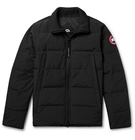Canada Goose Woolford Slim-Fit Quilted Shell Down Jacket