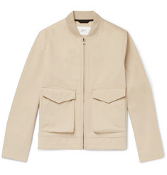Mr P. Cotton-Twill Blouson Jacket