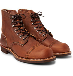 Red Wing Shoes - 8085 Iron Ranger Leather Boots