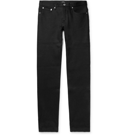 A.P.C. Petit Standard Slim-Fit Stretch-Denim Jeans