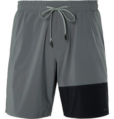 FALKE Ergonomic Sport System - Challenger Stretch-Shell Running Shorts