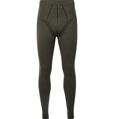 FALKE Ergonomic Sport System Stretch Virgin Wool-Blend Ski Tights