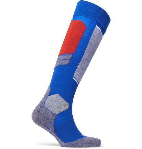 Sk4 Stretch Knit Ski Socks by Falke Ergonomic Sport System