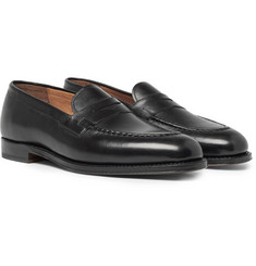 Grenson - Lloyd Leather Penny Loafers