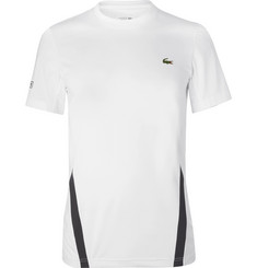 Lacoste Tennis - Novak Djokovic Stretch-Jersey Tennis T-Shirt