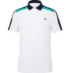Lacoste Tennis Tech-Piqué Tennis Polo Shirt