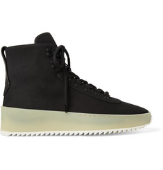 Fear of God Hiking Nubuck High-Top Sneakers