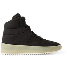 Fear of God Basketball Nubuck High-Top Sneakers