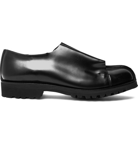 + Craig Green Polished Leather Derby Shoes by Grenson