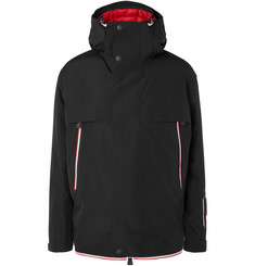 Moncler Grenoble Miller Stretch-Twill Hooded Down Ski Jacket