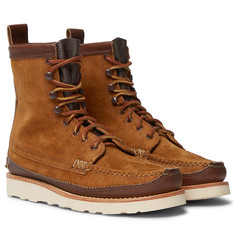 Yuketen - Maine Guide DB Leather Boots
