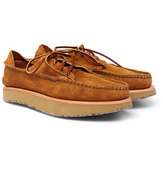 Yuketen Maine Guide Ox Rocker Suede Shoes