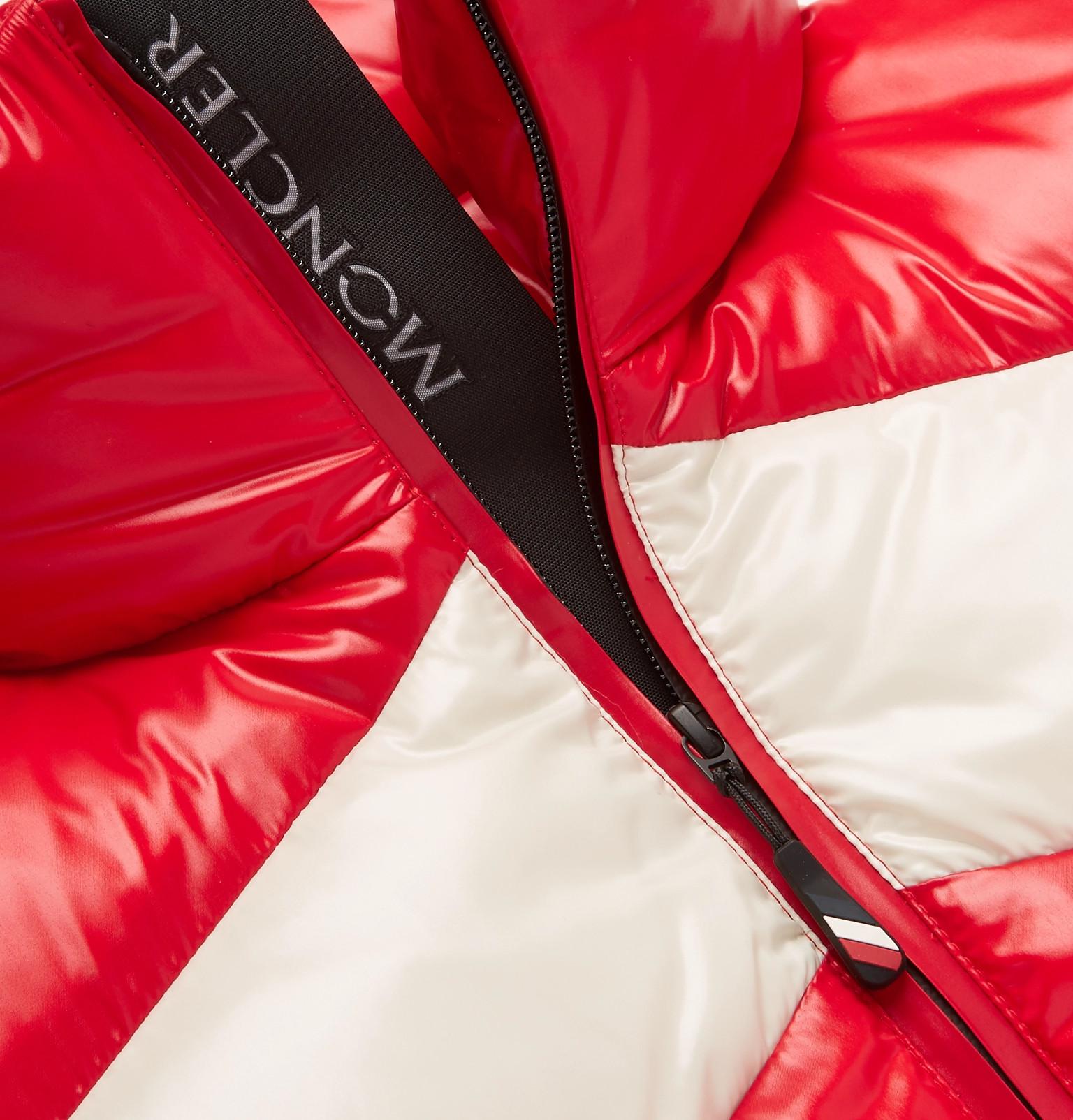 Block Down Quilted Colour Moncler Grenoblegolzern Jacket Ski SnqpxR67