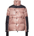 Moncler Grenoble Panelled Quilted Hooded Down Ski Jacket