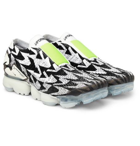 + Acronym Vapor Max Flyknit Sneakers by Nike