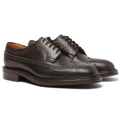 Cheaney - Addison Leather Wingtip Brogues