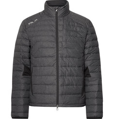 RLX Ralph Lauren Quilted Shell Down Golf Jacket