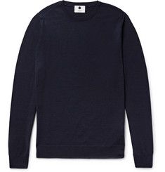 NN07 Charles Slim-Fit Merino Wool Sweater