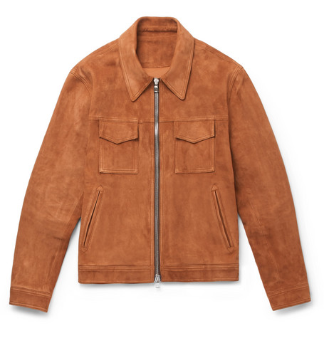 Suede Western Jacket by Mr P.