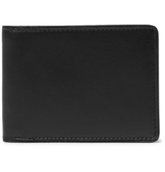 Dries Van Noten - Leather Billfold Wallet