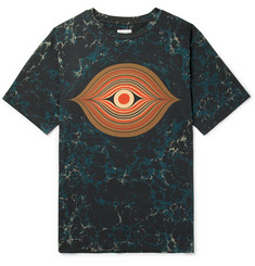 Dries Van Noten Printed Cotton-Jersey T-Shirt