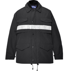 Junya Watanabe + Canada Goose Vinyl-Trimmed Shell Down Jacket