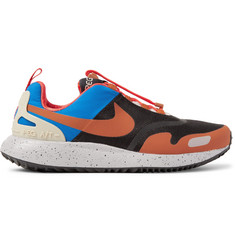Nike Air Pegasus AT Ripstop and Mesh Sneakers