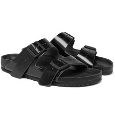 Rick Owens - + Birkenstock Arizona Leather Sandals