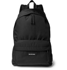 Balenciaga - Explorer Logo-Detailed Canvas Backpack