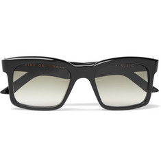 Kirk Originals Burton Square-Frame Acetate Sunglasses