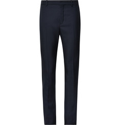 Balenciaga Skinny-Fit Virgin Wool-Blend Trousers