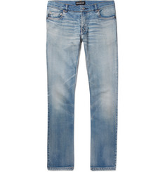 Balenciaga Stretch-Denim Jeans
