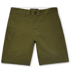 Freemans Sporting Club - Cotton-Twill Shorts