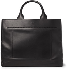 Berluti Cabas Ego Leather Tote Bag