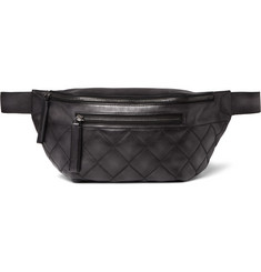 Berluti Quilted Leather Belt Bag