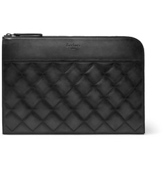 Berluti - Nino Quilted Leather Pouch