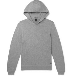 Hugo Boss - Wool, Cotton and Cashmere-Blend Hoodie