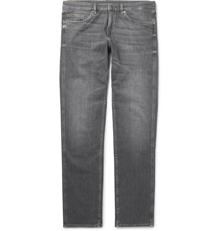 Delaware Slim-fit Stretch-denim Jeans