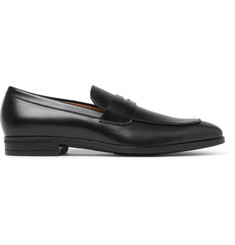 Hugo Boss Kensington Leather Penny Loafers