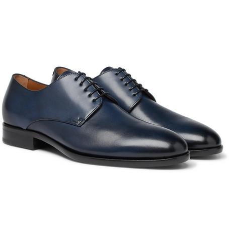 Bristol Leather Derby Shoes
