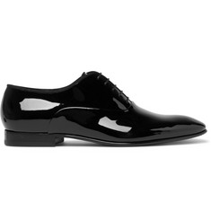 Hugo Boss Patent-Leather Oxford Shoes