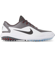 Nike Golf Lunar Control Vapor 2 Coated-Mesh Golf Shoes