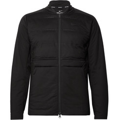 Nike Golf AeroLoft Perforated Quilted Shell Golf Jacket