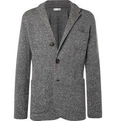 Brunello Cucinelli Donegal Virgin Wool-Blend Cardigan