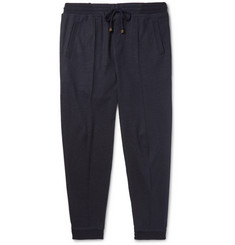 Brunello Cucinelli Slim-Fit Cashmere-Blend Sweatpants