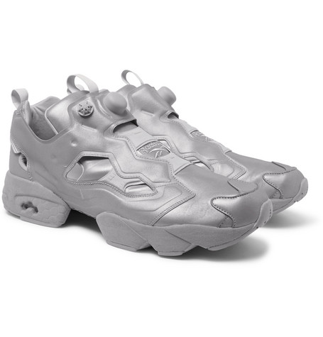 Reebok Instapump Sneakers Fury Vetements 3M Reflective 01wqWOd