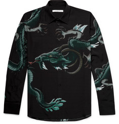 Printed Woven Shirt by Givenchy