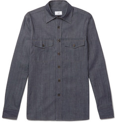 Dunhill - Slim-Fit Denim Shirt